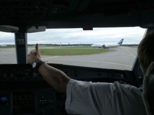 Monitoring pilot varmistaa vapaan etenemisen