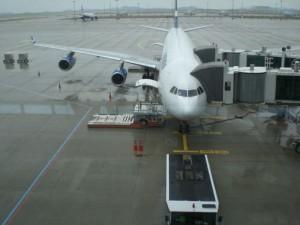 Virgin – yhtiön entinen, vuonna 1997 tehtaan linjalta tullut AIRBUS A340-300 OH-LQA.