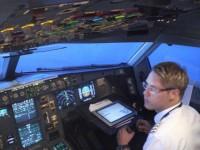 Lentäjän ammatti edellyttää kokonaisuuden koossa pitämistä.
