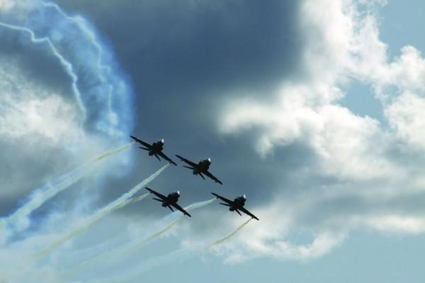 Midnight Hawks, Ilmavoimien ylpeys ja lentonäytösten vetonaula.